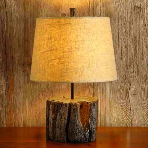 Деревянный интерьерный декор